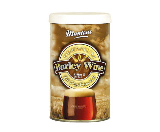 Muntons Barley Wine Kit 1.5 кг