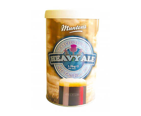 Muntons Scottish Heavy Ale 1.5 кг